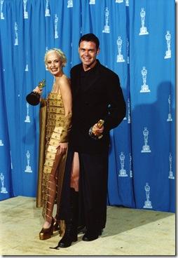 Lizzy Gardiner en los Oscars