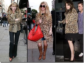 abrigos de leopardo