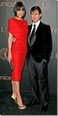 gucci unicef katie_holmes