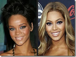 rihanna_beyonce blue eyeshadow