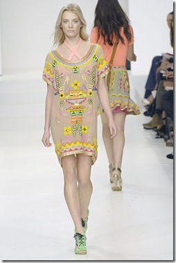 caftan Matthew Williamson