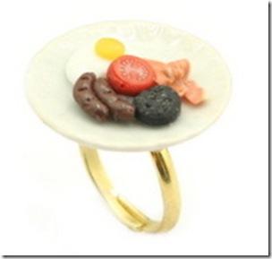 anillo desayuno