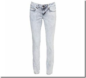topshop stone jeans