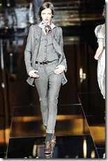 pantalon tobillero Dolce & Gabbana