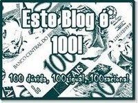 Este blog ó 100!