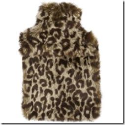 bolsa de agua de leopardo accessorize