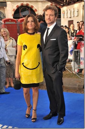mujer Colin Firth