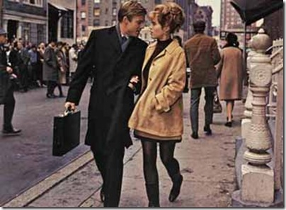 30 p.m. at the Academy Theater at Lighthouse International in New York City. Robert Redford and Jane Fonda, pictured here, star as newlyweds Paul and Corie Bratter.