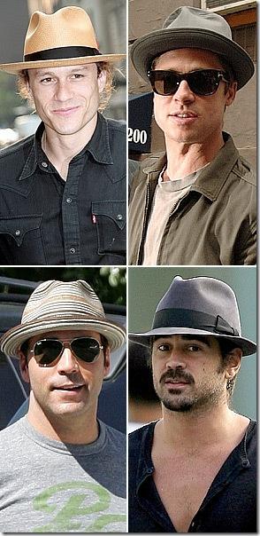 celebrity hat boys