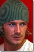 celebrity hat david-beckham