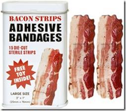 tiritas bacon