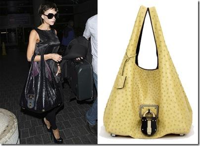 victoriabeckham loewe handbag