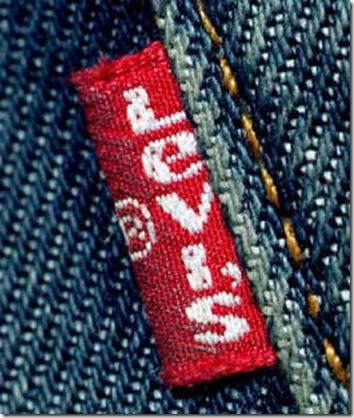 etiqueta levis